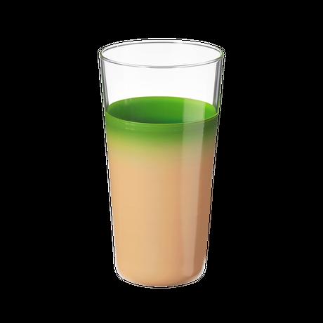 袷(awase)タンブラーL 白緑