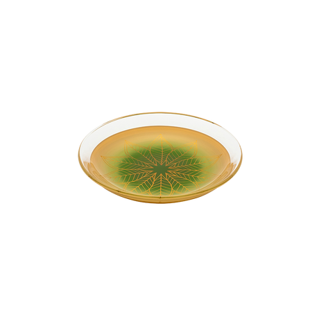 葉輪 プレートS 白緑