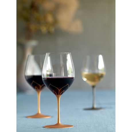 萼(utena)ワイングラス こがね