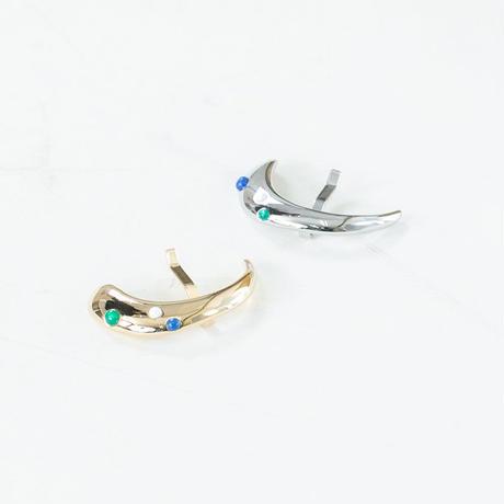 Poterie pony hook / silver