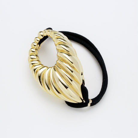 Ade hair tie / gold