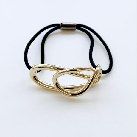 【Re Arrival!】flowing hair tie  / gold