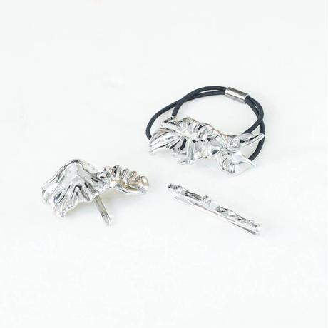 Etang pony hook / silver