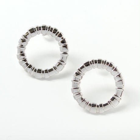 Unevennes pierce/silver
