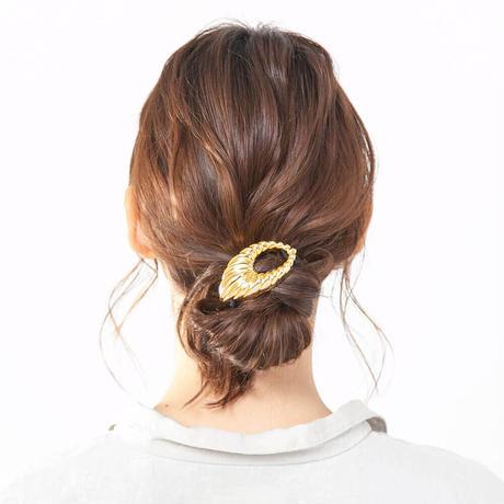 Ade hair tie / gold