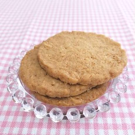 ココナッツクッキー 3枚