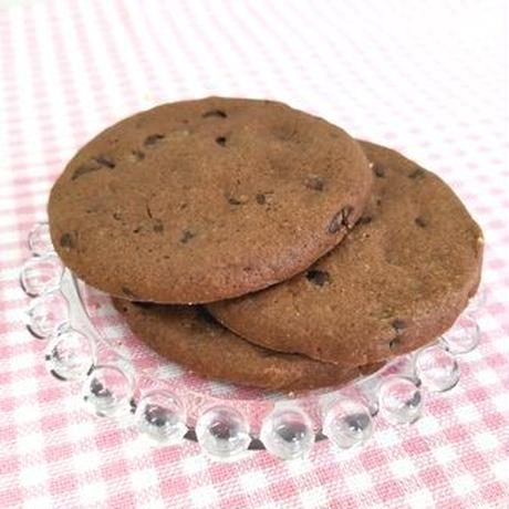 チョコクッキー 3枚