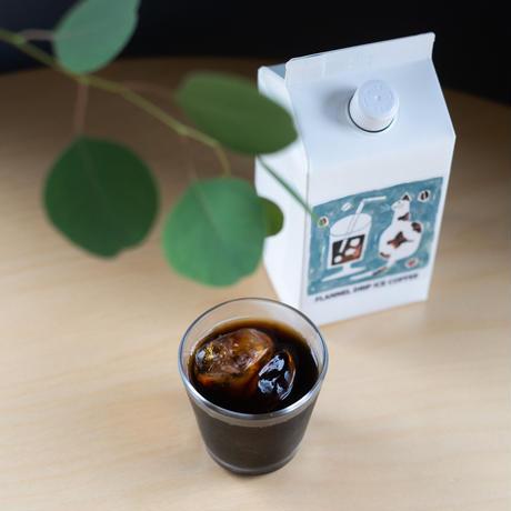 FLANNEL DRIP ICE COFFEE