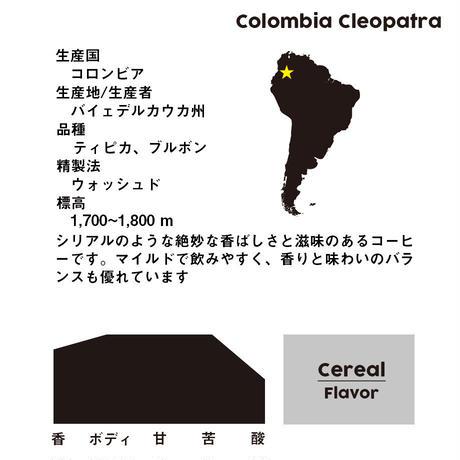 コロンビア クレオパトラ