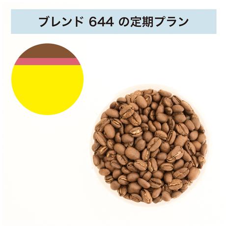 フィットするコーヒーNo.644の定期プラン