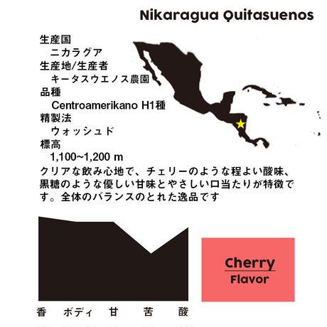 ニカラグア キータスウエノス農園