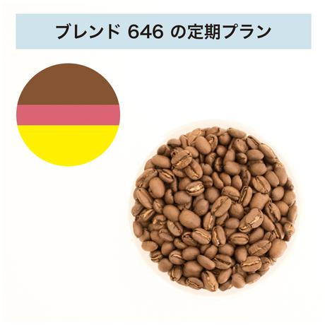 フィットするコーヒーNo.646の定期プラン