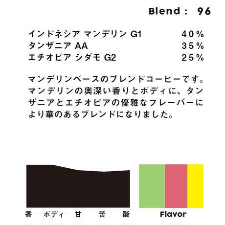 個人ブレンドコーヒー  96