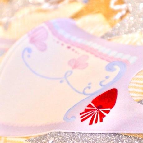オリジナルプリントマスク【なんでもない日のケーキ】