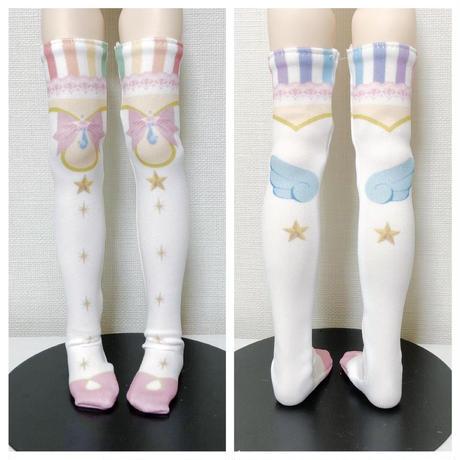 【受注】魔法少女ニーハイ ドールサイズ