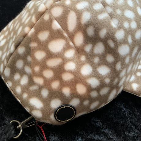 【KASEI】小サメ ショルダー フリースver.【バンビ】