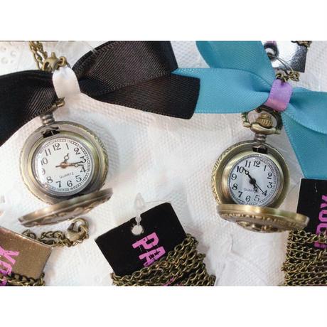 【PARADOX】懐中時計ネックレス(小)