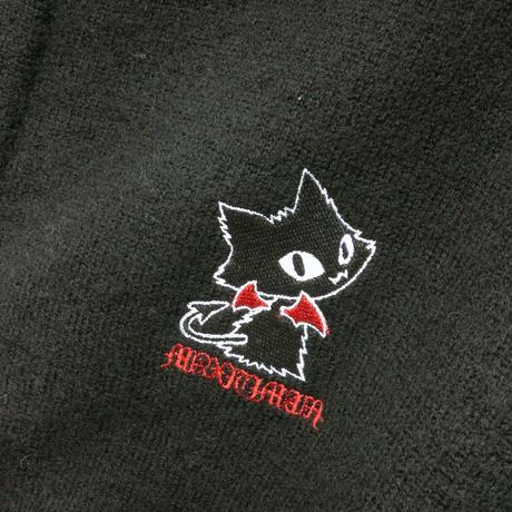 【MAXICIMAM】ジュピリン刺繍ニットパーカー/9IW010-34