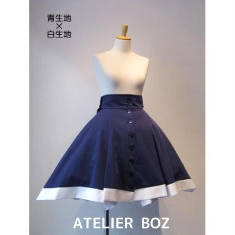 【ATELIER BOZ】クレールミニスカート(BZ1497)