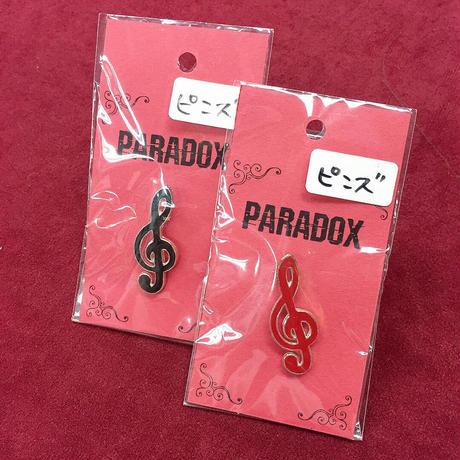 【PARADOX】ピンズ/F-131203