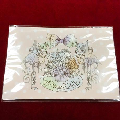 【Princess Doll】10th フラミンゴポストカード