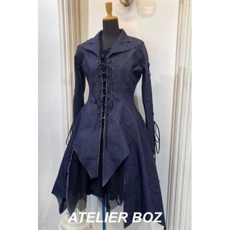 【ATELIER BOZ】ポルナレフデニムジャケット/2426
