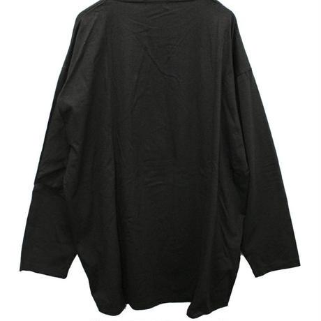 【Deorart】オーバーサイズ 長袖 プリントTシャツ [ ネコモドキBUB ](DRT-2588)