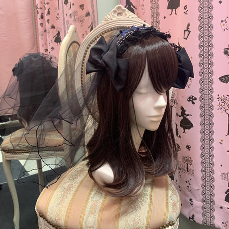 【Ruha Garden】ベールヘッドドレス/HD05-14