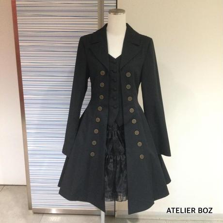 【ATELIER BOZ】メンズ ローランド ジャケット/ BZM2130