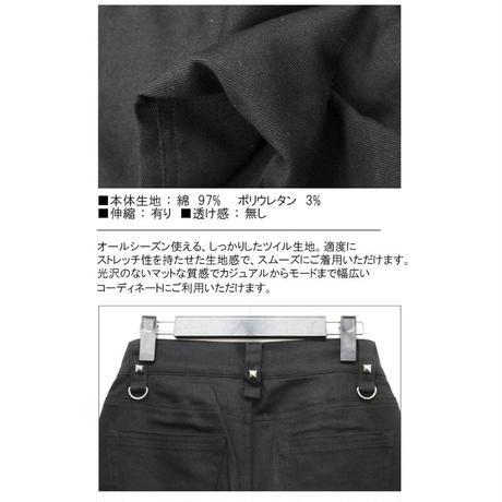 【Deorart】裾ファスナーディテール フレアパンツ(DRT-2530)