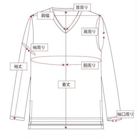【WRouge】ボリュームネックシャーリングスリーブカットソー(22018261002)