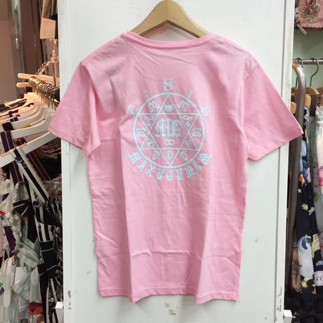 【MAXICIMAM】ネコミミ騎士団魔法陣 Tシャツ/9W2013