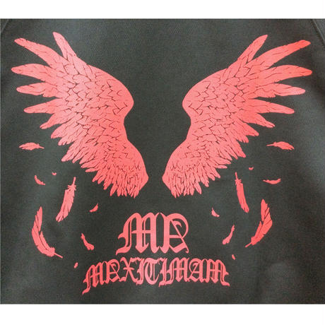 【MAXICIMAM】フェザーDプリントジャージ/9I2013/Sサイズ