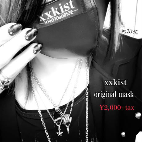 【xxkist】オリジナルマスク