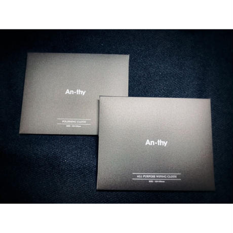【An-thy】メンテナンスクロス2枚セット
