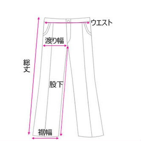 【JURY BLACK 】コーティングスキニーパンツ(11862191001)