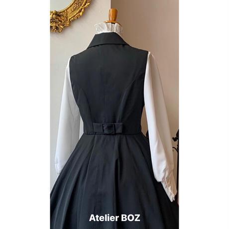 【ATELIER BOZ】アレックスノースリーブベスト/BZ2425