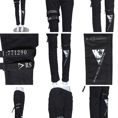 【SEXPOTReVeNGe】VICTIM 771290 BELT ストレッチ スキニー パンツ【SC02306】