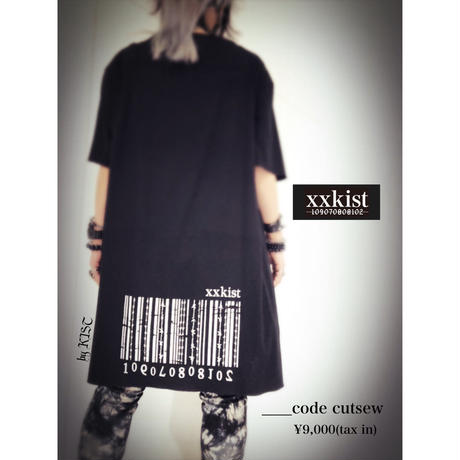 【xxkist】____code cutsew