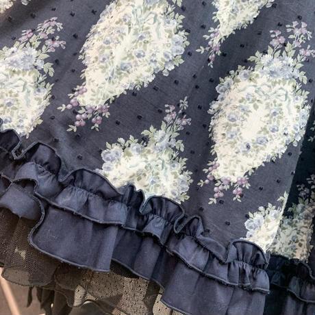 【CHOCO CHIP COOKIE】ロリィタデビューの方にオススメ!ジャンパースカート+ハイソックスSET