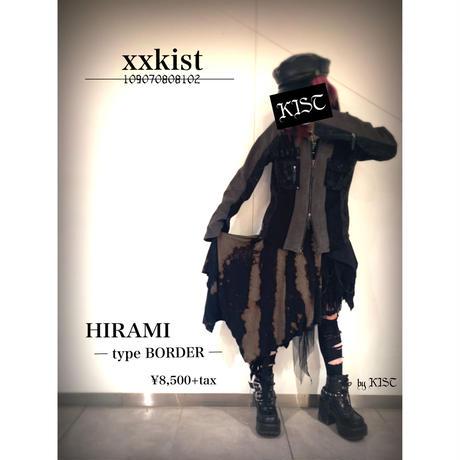 【xxkist】HIRAMI─type BORDER─【Limited number】