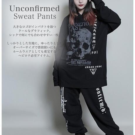 【SEXPOTReVeNGe】UNCONFIRMED スウェットパンツ【SC02289】