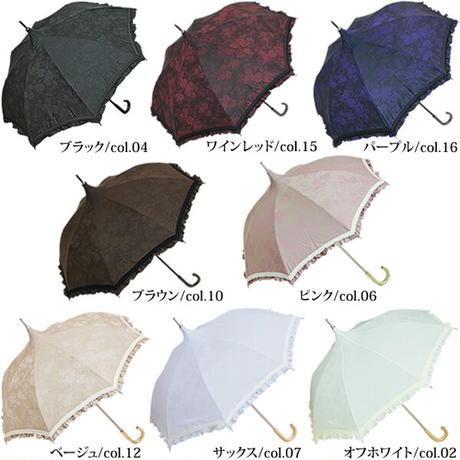 【Lumiebre】プティローズ/折りたたみ傘