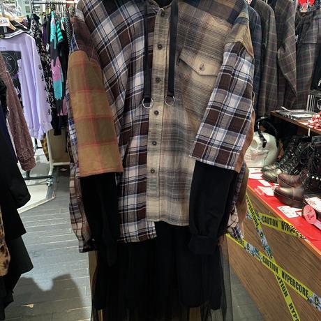 【KASEI】シャツ【リメイク】