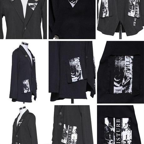 【SEXPOTReVeNGe】THE DISTURB BLACK ジャケット【SB05101】
