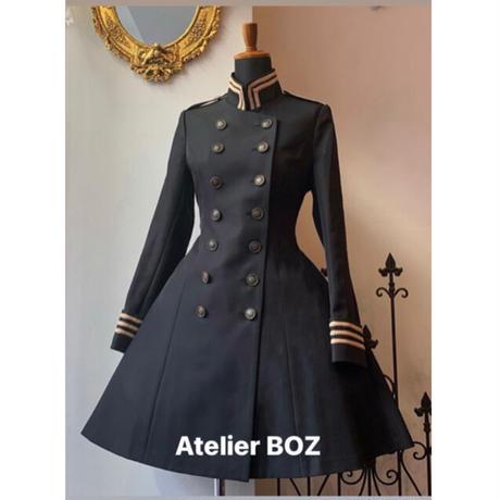 【ATELIER BOZ】アイザック ジャケット ワンピース/BZ6297