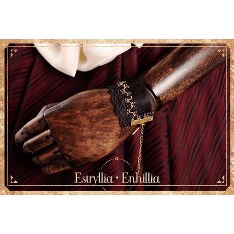 【Estryllia Enhillia】「燭光」ONEPIECE CUFF