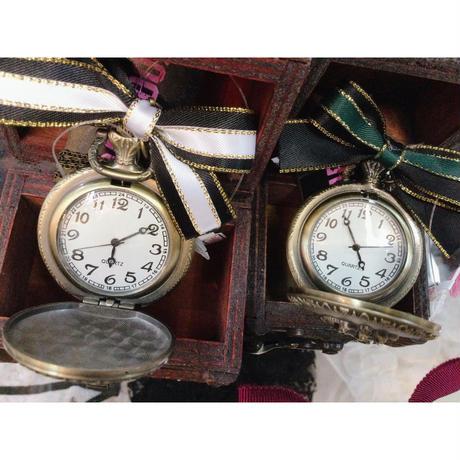 【PARADOX】懐中時計ネックレス(中)