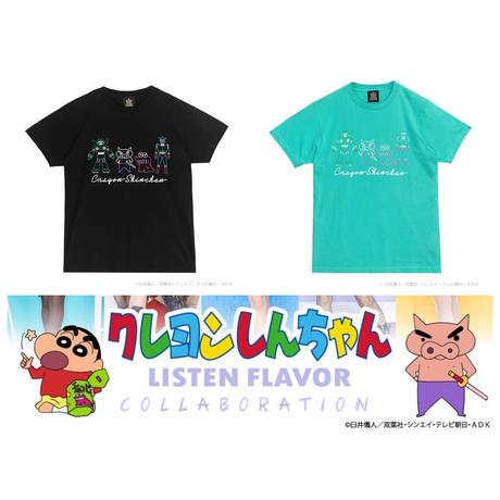 【LISTEN FLAVOR】しんのすけFavorites Tシャツ(CRSC-0005)