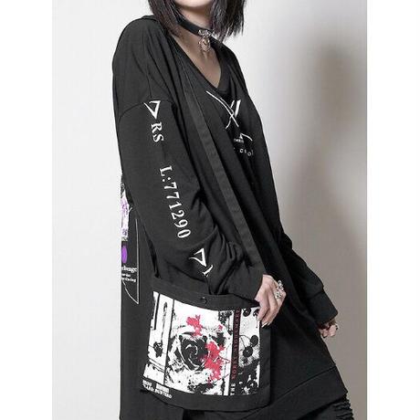 【SEXPOTReVeNGe】CHERRY ROSE サコッシュ バッグ【SD36167】